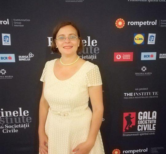 Mihaela Căruțașu